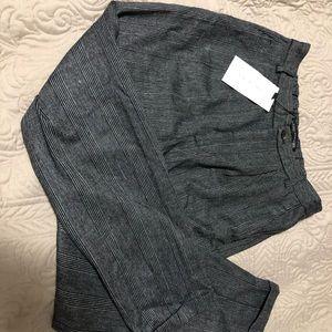 Zara tapered trousers